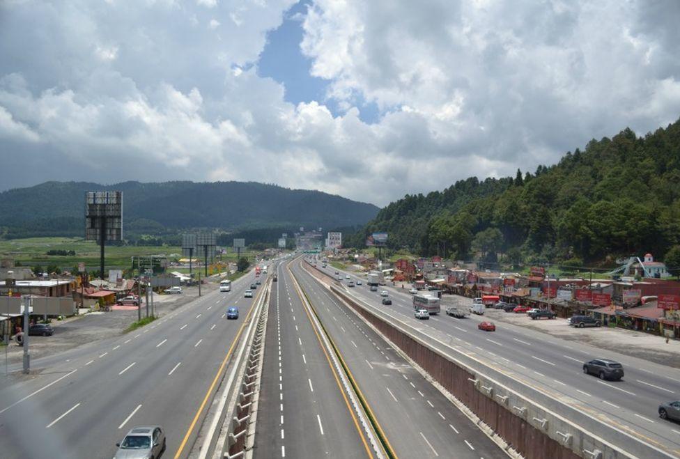 Resultado de imagen para carreteras de mexico